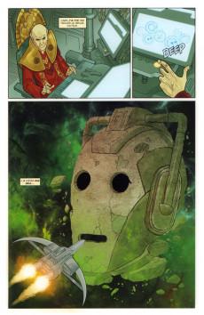 Extrait de Doctor Who - Le Règne des cybermen