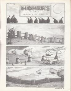 Extrait de Eclipse magazine (1981) -3- Eclipse magazine #3