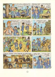 Extrait de Les tuniques Bleues -27- Bull Run