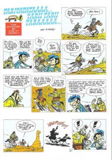 Extrait de Jim L'astucieux (Les aventures de) - Jim Aydumien -29- Taritatataaaa... tarii tarii taraaaaa...