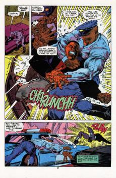 Extrait de Cage Vol. 1 (Marvel - 1992) -5- Survival Of The Baddest