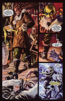 Extrait de The immortal Iron Fist (2007) -AN01- Men of a Certain Deadly Persuasion