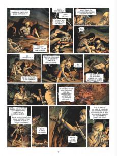Extrait de Les traqueurs -2- L'Héritage de sang