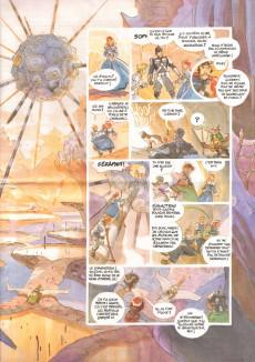 Extrait de Le château des étoiles -12- Les Fils de l'étoile bleue