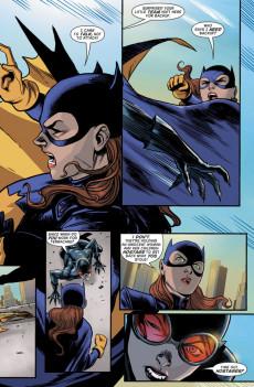 Extrait de Batman - Récit Complet (DC Presse) -7- Batgirl & Les Birds Of Prey : Code Source