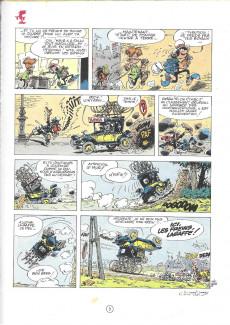 Extrait de Gaston -11c1981- Gaffes, bévues et boulettes