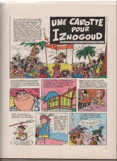 Extrait de Iznogoud -7b74- Une carotte pour Iznogoud