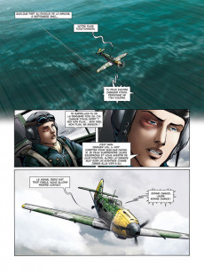 Extrait de Lady Spitfire - Tome INT