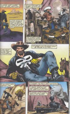 Extrait de Punisher (One shots, Graphic novels) - A man named Frank