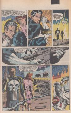 Extrait de Punisher (1987) (The) -AN01- Evolutionary Jihad