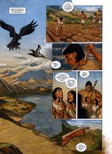 Extrait de Inca -2- La Grotte du nautile