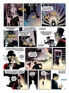 Extrait de Les 1000 mystères d'Arsène Lupin -2- L'anarchie Lao Feïl