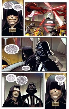 Extrait de Star Wars - Dark Vador : Le Seigneur noir des Sith -1- L'Élu