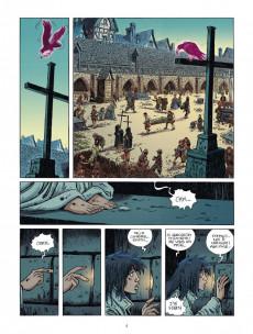 Extrait de Le cimetière des Innocents -2- Le Bras de Saint Anthelme