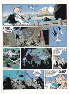 Extrait de Théodore Poussin -5a1997- Le Trésor du Rajah Blanc