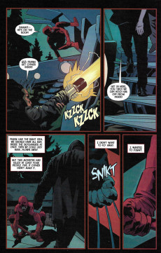 Extrait de Hunt for wolverine - Weapon Lost -3- Issue 3