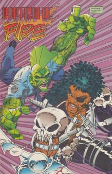 Extrait de Savage Dragon Vol.1 (The) (Image comics - 1992) -2- Born Again Patriot