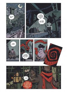 Extrait de Les incroyables Aventures de l'Enfant Plume -2- Tome 2