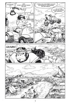 Extrait de Motor Girl