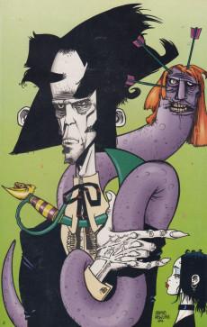 Extrait de Sandman: A Gallery of Dreams (The) (1994) -1- The Sandman: A Gallery of Dreams