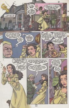 Extrait de Sandman Presents: Petrefax (The) (2000) -1- Travels In Malegrise - Part One
