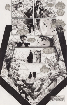 Extrait de Sandman: Overture (2013) -2SP- The Sandman: Overture Special Edition #2