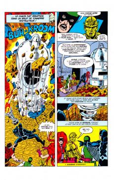 Extrait de Inhumans (L'intégrale) -2- 1975-1984
