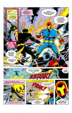 Extrait de Iron Fist (L'Intégrale) -2- 1976-1977