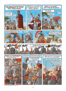 Extrait de Les méchants de l'histoire -2- Caligula