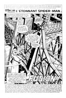 Extrait de L'Étonnant Spider-Man (Éditions Héritage) -111112- Fusion !