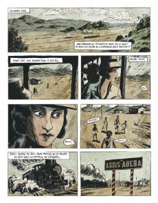 Extrait de Renée Stone (Une aventure de) -1- Meurtre en Abyssinie
