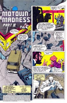 Extrait de Stalkers (1990) -2- Motown Madness, Part II
