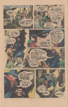 Extrait de Shadow (The) (DC comics - 1973) -10- The Night of the Killers!