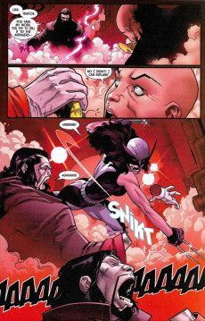 Extrait de Hunt For Wolverine - Adamantium Agenda -3- Issue #3