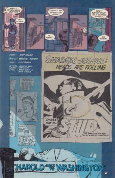 Extrait de Shadow (The) (1987) -7- Harold Goes to Washington