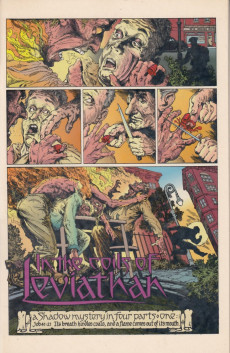 Extrait de Shadow: In the Coils of Leviathan (The) (1993) -1- The Shadow: In the Coils of Leviathan #1