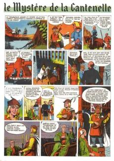 Extrait de Blason d'Argent -1- Le mystère de la Cantenelle