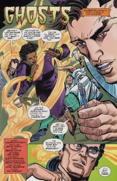 Extrait de Superman: The Man of Steel Vol.1 (DC comics - 1991) -54- Ghosts