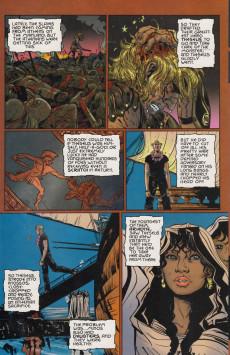 Extrait de Solo (2004) -3- The Problem in Knossos