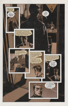 Extrait de Sleeper (2003) -1- OUt of the cold