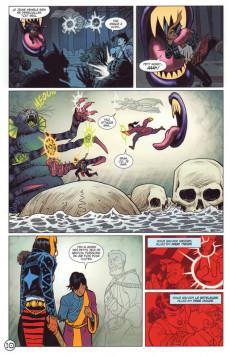 Extrait de Doctor Strange et les sorciers suprêmes -2- Contretemps