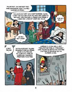 Extrait de Le fil de l'Histoire (raconté par Ariane & Nino) - Louis XIV (Le Roi-Soleil)