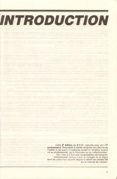Extrait de (DOC) BDM -8- Trésors de la Bande Dessinée 1991-1992