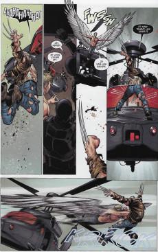 Extrait de Marvel Legacy - X-Men Extra (Marvel France - 2018) -1- Arme H : La traque