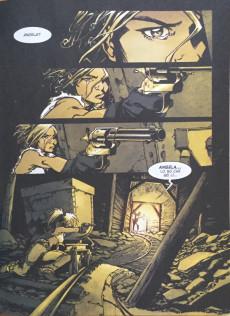 Extrait de West fumetti di frontiera -25- Angela & Wayne Redlake