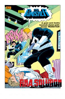 Extrait de Punisher Vol.01 (Marvel comics - 1986) (The) -4- Final Solution