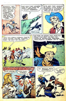 Extrait de John Wayne Adventure Comics (1949) -4- The Panther Man