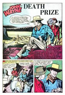 Extrait de John Wayne Adventure Comics (1949) -10- Dangerous Journey