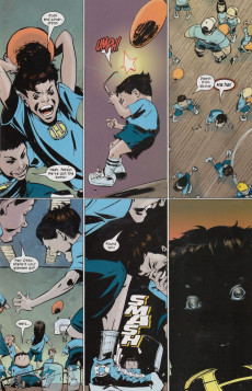 Extrait de Spider-Man/ Doctor Octopus: Year One (2004) -1- Spider-Man/ Doctor Octopus: Year One #1
