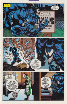 Extrait de Venom: The Madness (1993) -2- The Madness Part 2: Paranoia